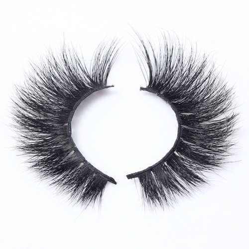 25mm 3D Mink strips Lash