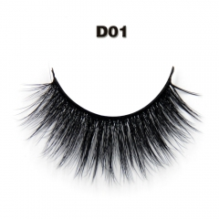 3D Silk strips Lash, The best in the lashes