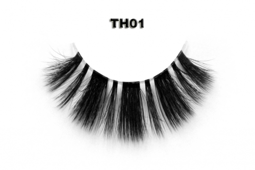 Clear band 3D Silk strips Lash, the best quality in the lashes